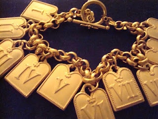 ten commandments charm bracelet theology beth gordon