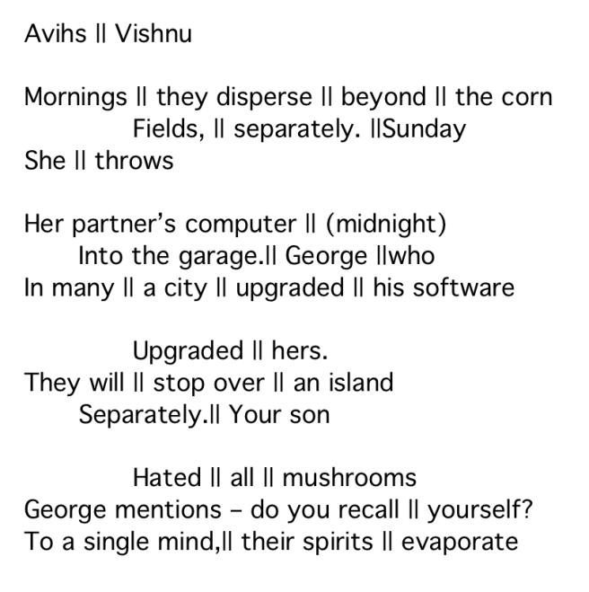 Avihs : Vishnu by Yuan