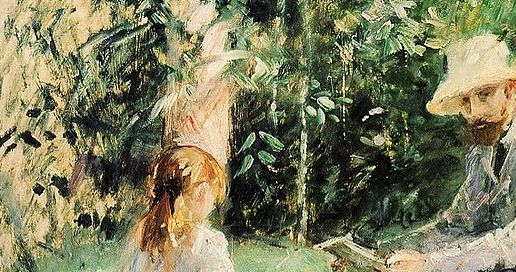774px-Eugene_Manet_and_His_Daughter_in_the_Garden_1883_Berthe_Morisot