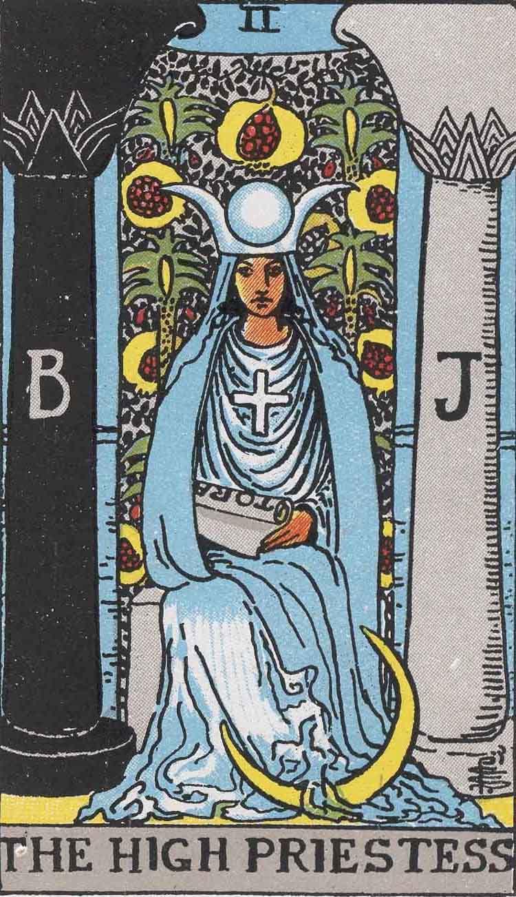 RWS_Tarot_02_High_Priestess-1