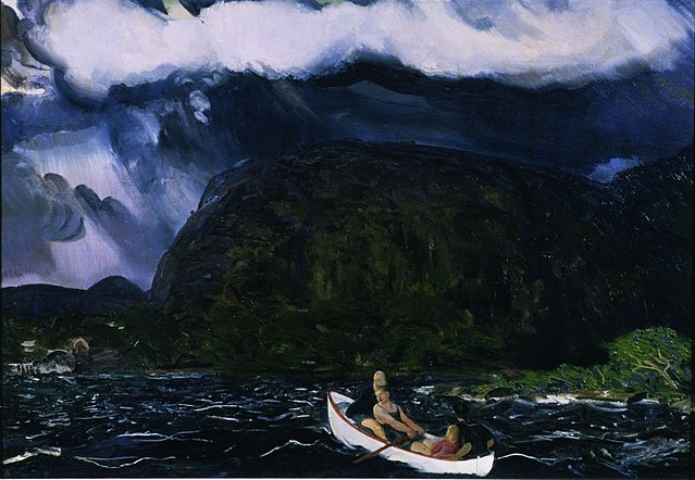 640px-George_Bellows_-_In_a_Rowboat,_1916