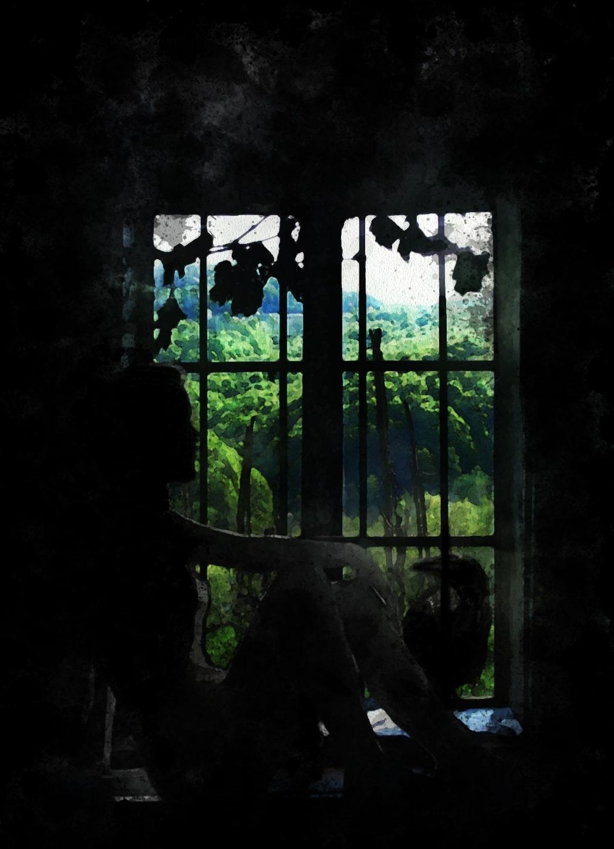 Jenn's window art